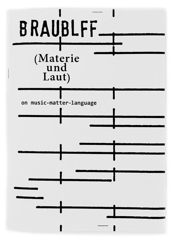 BRAUBLFF - MATERIE UND LAUT (2X7