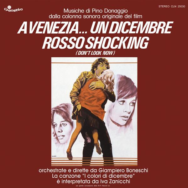 A VENEZIA UN DICEMBRE ROSSO SHOCKING (LP)