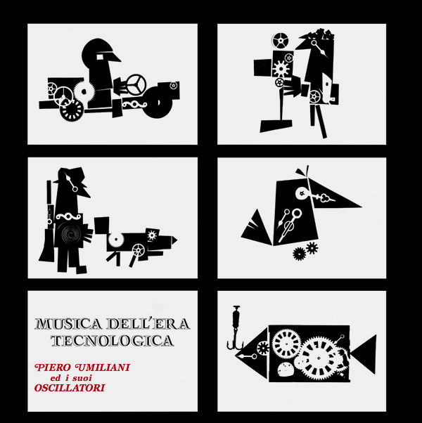 MUSICA DELL'ERA TECNOLOGICA (LP)