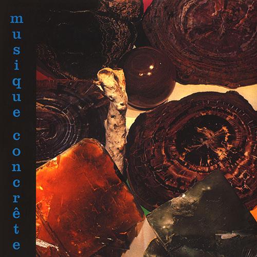 MUSIQUE CONCRETE (LP)