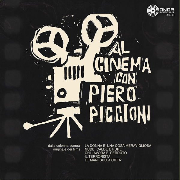 Al Cinema Con Piero Piccioni (Lp)
