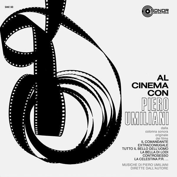 Al Cinema Con Piero Umiliani (Lp)