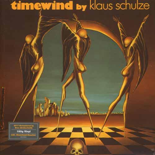 klaus schulze - Timewind (Lp)