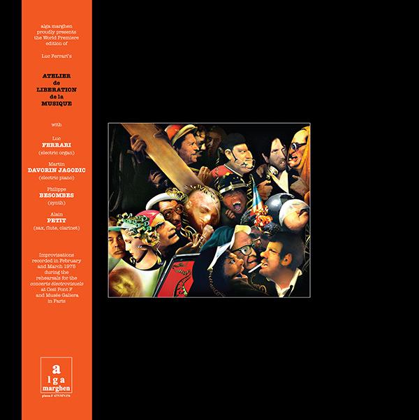 ATELIER DE LIBéRATION DE LA MUSIQUE (LP)