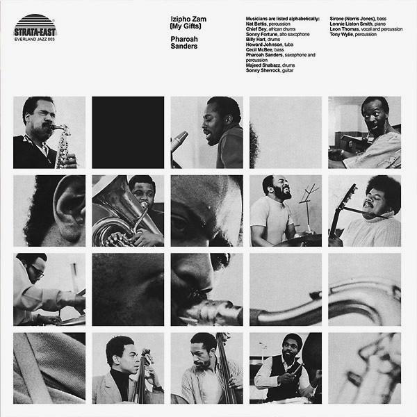 IZIPHO ZAM (MY GIFTS) LP