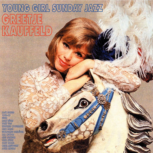 greetje kauffeld - Young Girl Sunday Jazz (Lp)