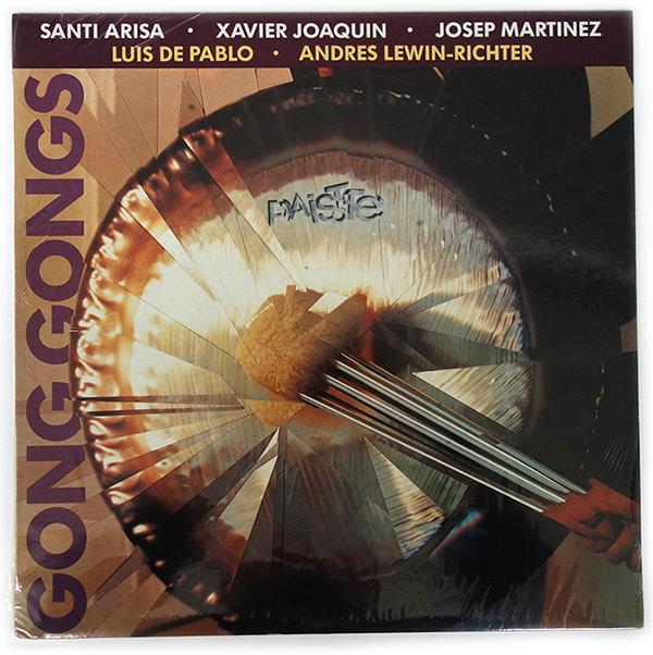Gong Gongs (Lp)