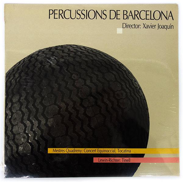 Percussions de Barcelona (Lp)