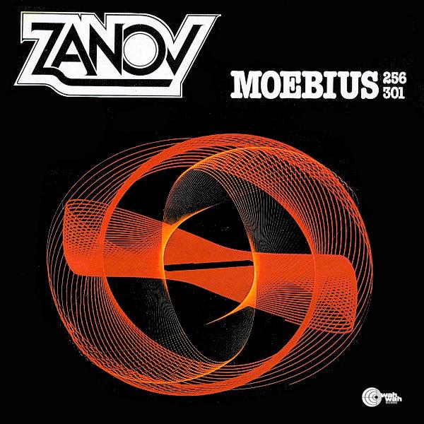 MOEBIUS 256 301 (LP + 7