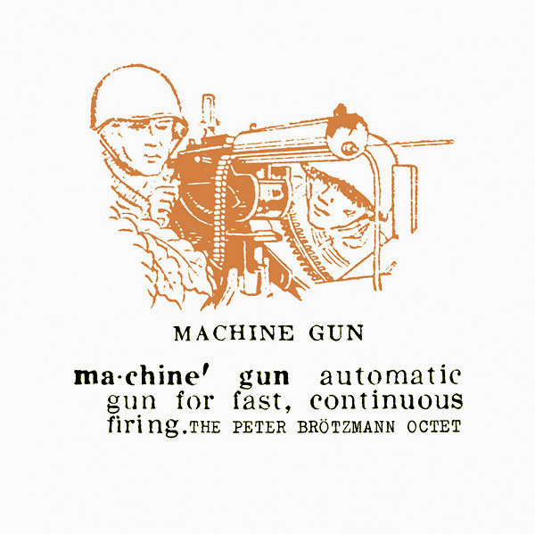 MACHINE GUN (LP)