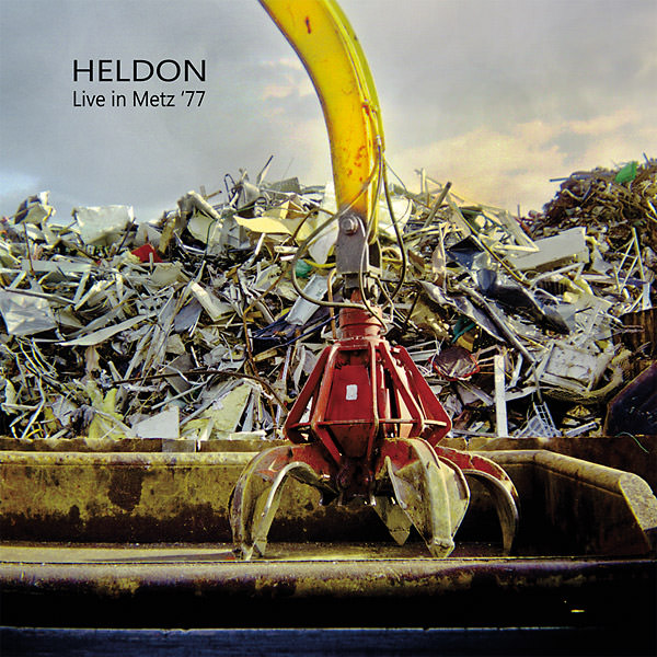 heldon - Live In Metz '77 (Lp)