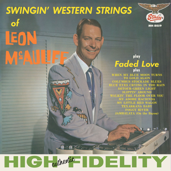 Swingin' Western Strings of Leon McAuliff (LP)