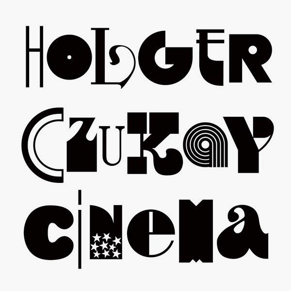 holger czukay - Cinema (5xCD box)