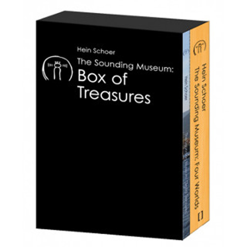 THE SOUNDING MUSEUM: BOX OF TREASURES (CD DVD BOOK)