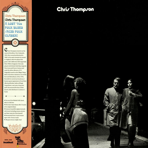 Chris Thompson (Lp)