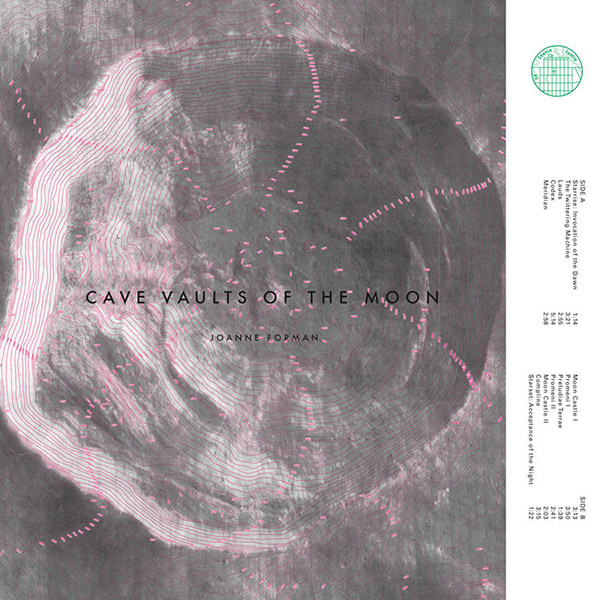CAVE VAULTS OF THE MOON (LP)