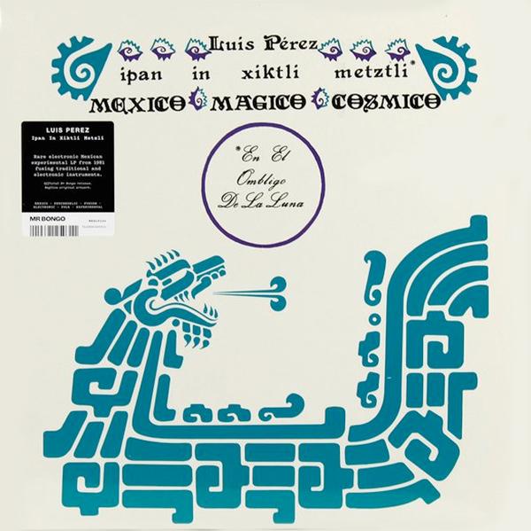 MEXICO MAGICO COSMICO, EN EL OMBLIGO DE LA LUNA (LP)