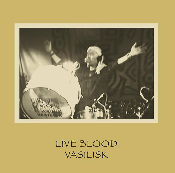 LIVE BLOOD (LP)