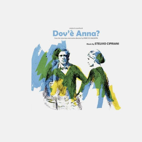 DOV'è ANNA? (LP)