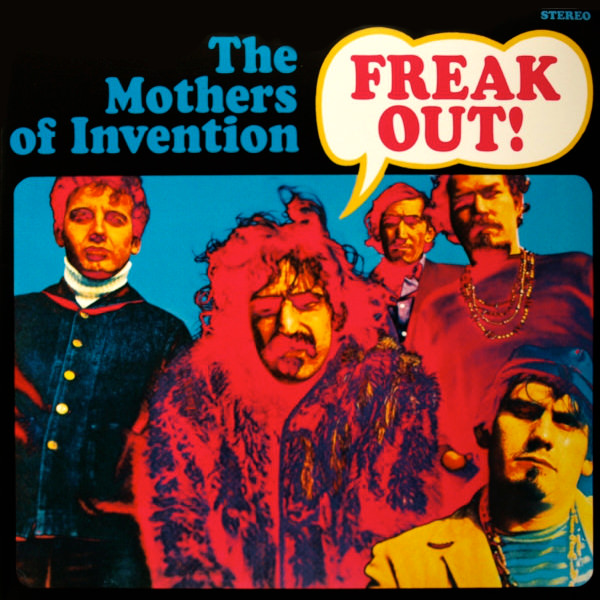 FREAK OUT (2LP)