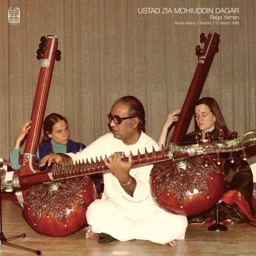 RAGA YAMAN,15 MARCH 1986 (2LP)
