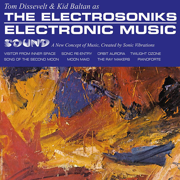 ELECTRONIC MUSIC (LP)