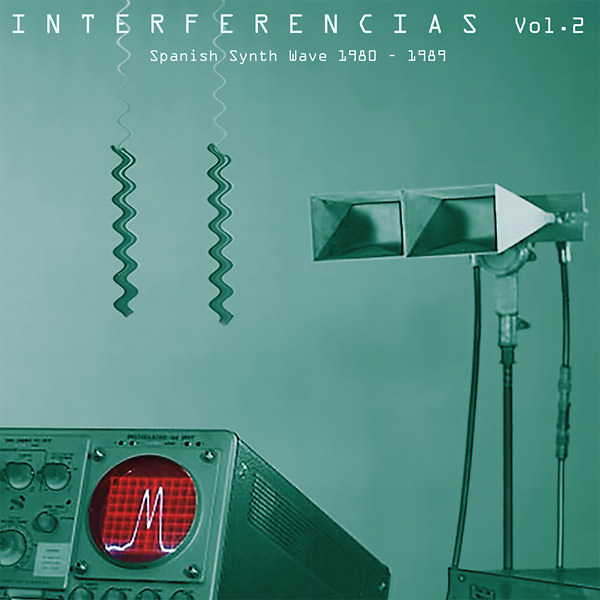 INTERFERENCIAS VOL. 2: SPANISH SYNTH WAVE 1980-1989 (2LP)