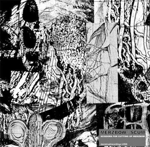 Scissors for Cutting Merzbow (3LP + 2 Cd)