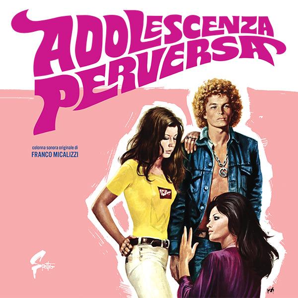ADOLESCENZA PERVERSA (LP)