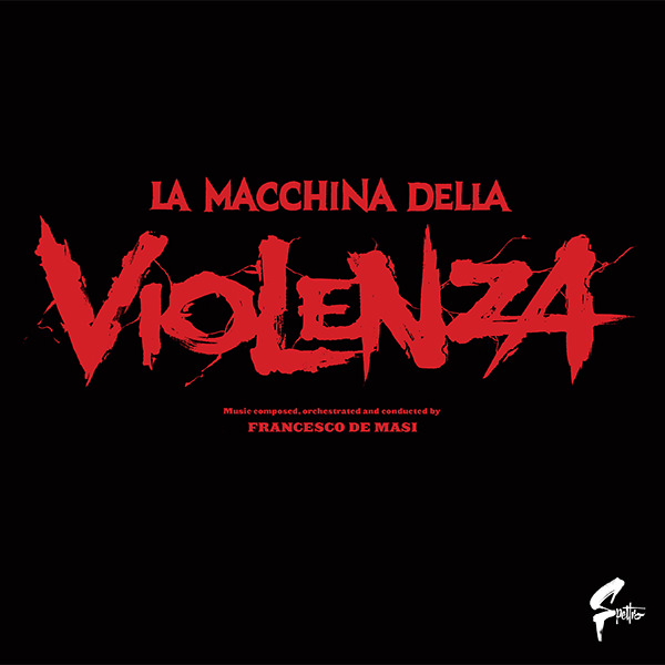 La Macchina della violenza (The Big Game) (Colour Lp)