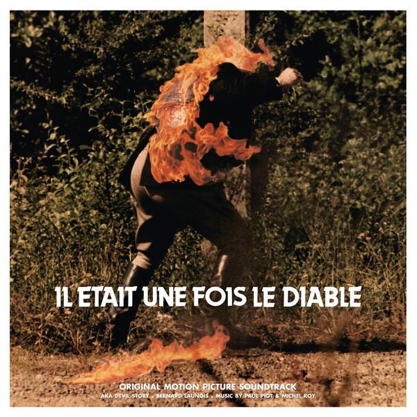 IL ETAIT UNE FOIS LE DIABLE (AKA DEVIL STORY) LP