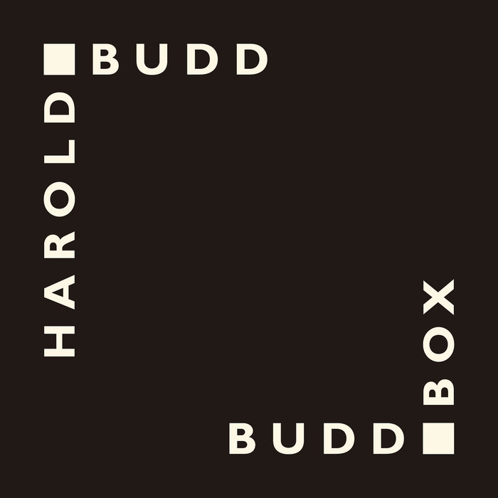 harold budd - Budd Box (6Cd box)