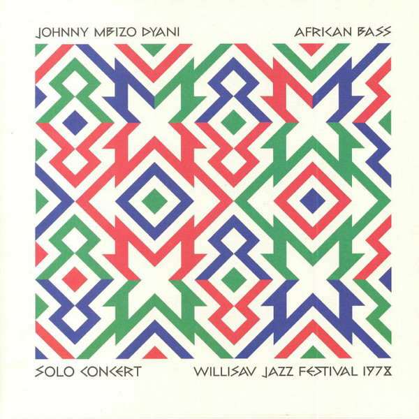 African Bass, Solo Concert: Willisau Jazz Festival 1978 (2Lp)