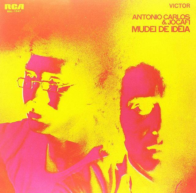 MUDEI DE IDEIA (LP)