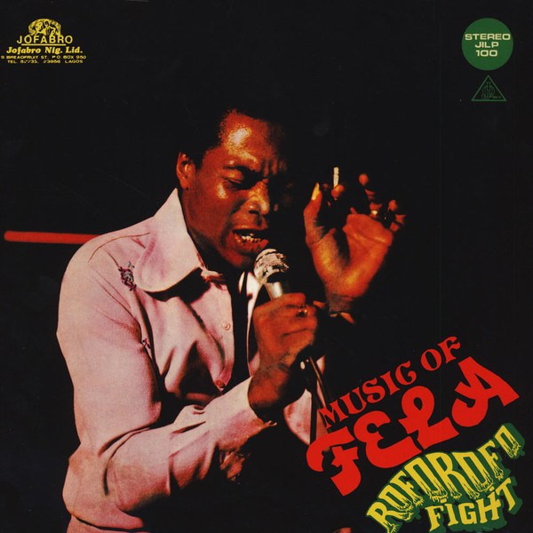 fela kuti - Roforofo Fight (Lp)