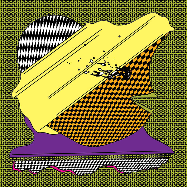 BEACH JOLANDA (LP)