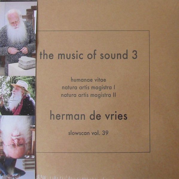 herman de vries - The Music Of Sound 3 (Lp)
