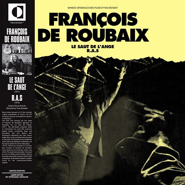 LE SAUT DE L'ANGE/R.A.S (LP)