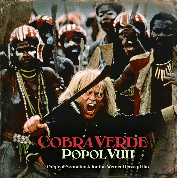 popol vuh - Cobra Verde (LP)