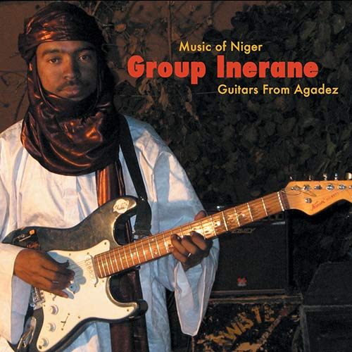 GUITARS FROM AGADEZ (MUSIC OF NIGER)