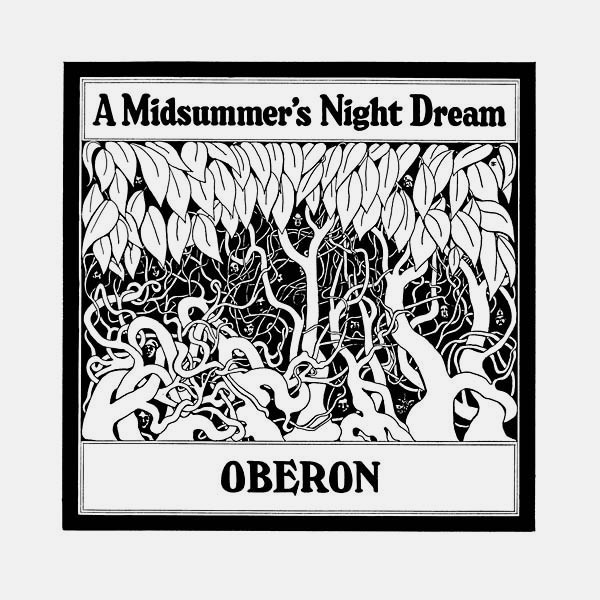 oberon - A Midsummer's Night Dream (Lp)