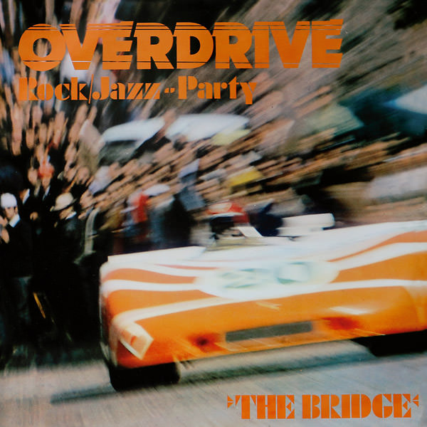 Overdrive - Rock/Jazz - Party (Lp)