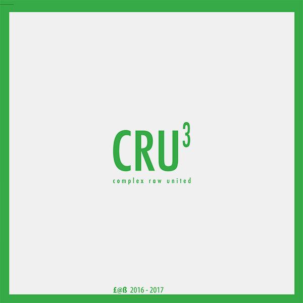 CRU 3 (LIEUTENANT CARAMEL, MAURICE LEMAîTRE, EDUARDO KAC)