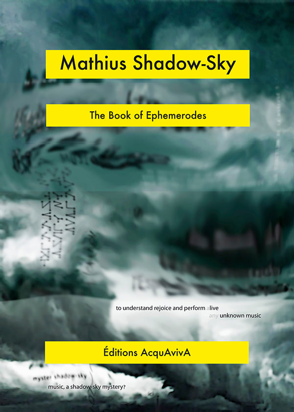 mathius shadow-sky - The Book of Ephemerodes