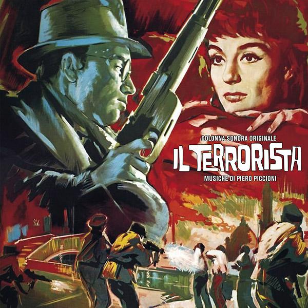 IL TERRORISTA (LP)
