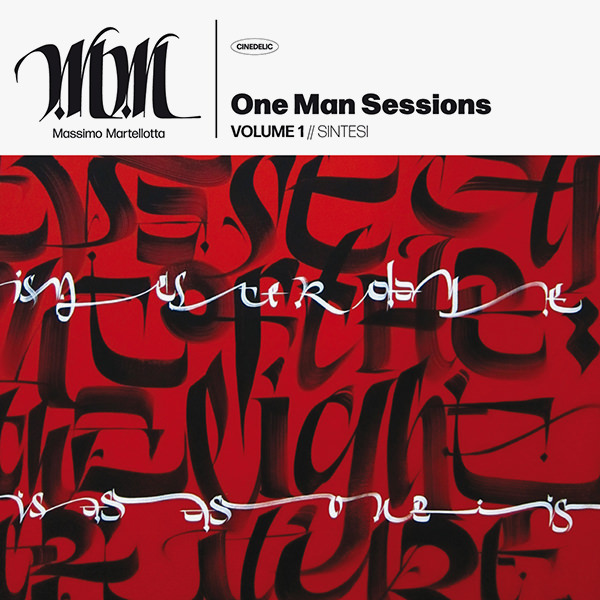 massimo martellotta - One Man Sessions Volume 1 // Sintesi (Lp)