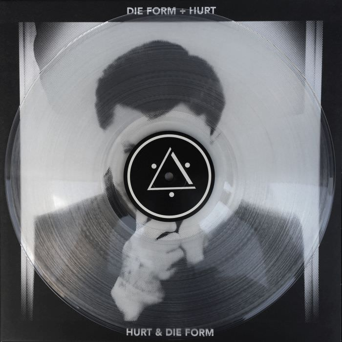 DIE FORM - HURT (CLEAR LP)