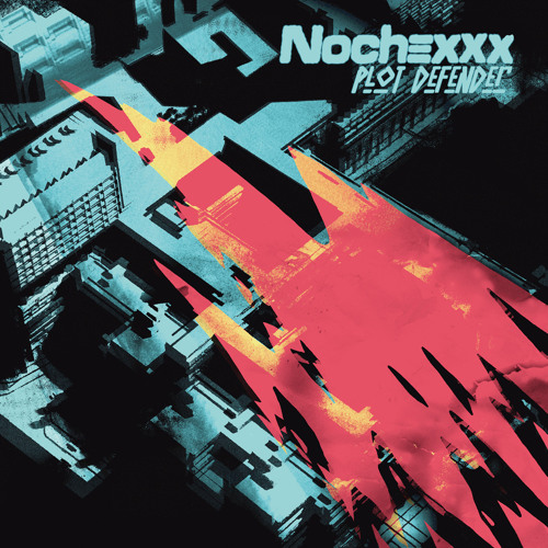nochexxx - Plot Defender (2Lp)