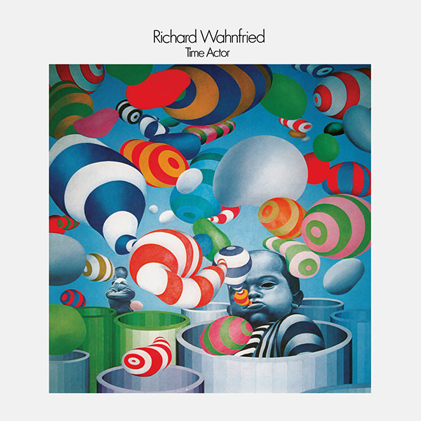 richard wahnfried - Time Actor (2 Lp)