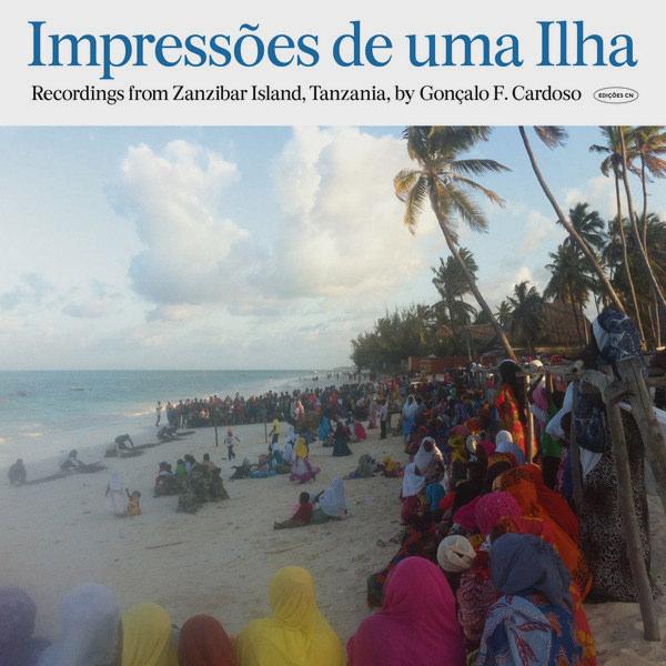 IMPRESSOOES DE UMA ILHA (UNGUJA) LP